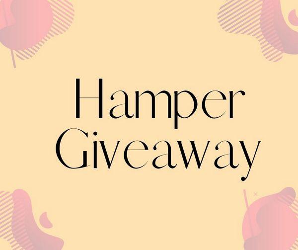 hamper giveaway